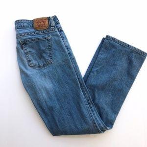 Levi's 545 Low Bootcut Jean